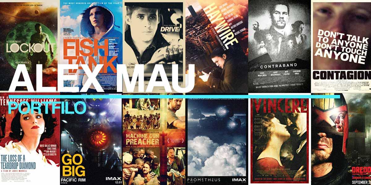 Alex Mau's Portfolio