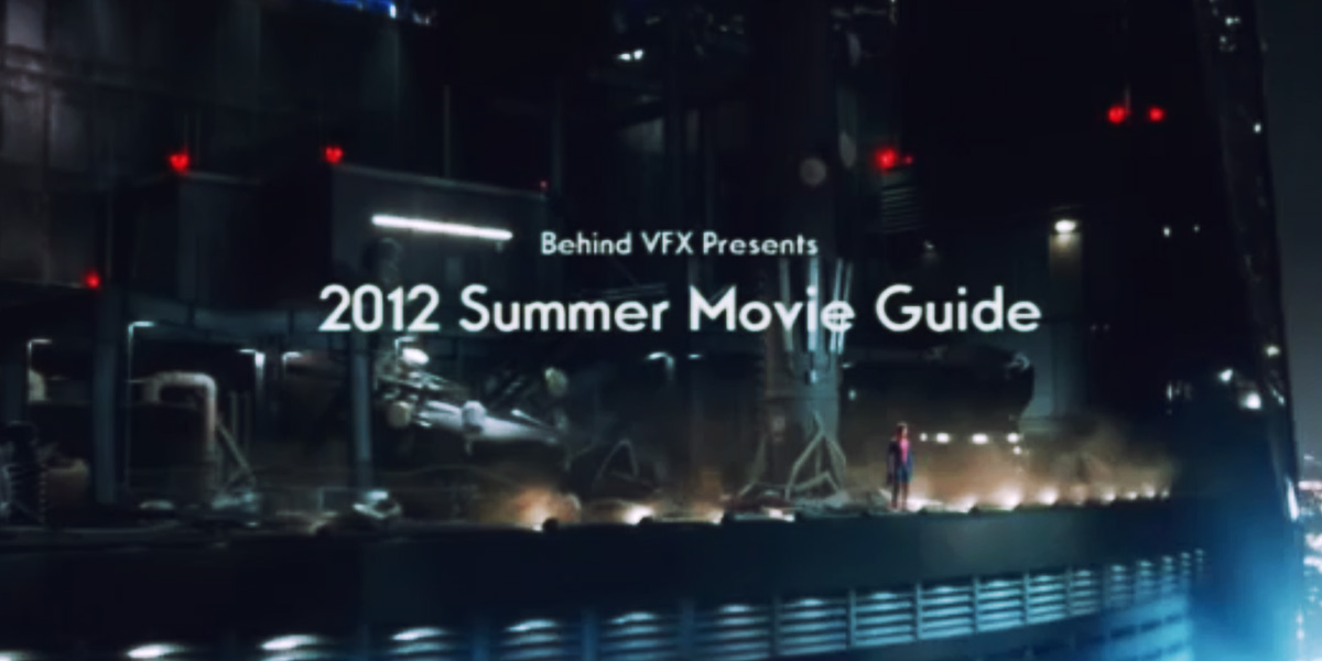 2012 Summer Movie Guide