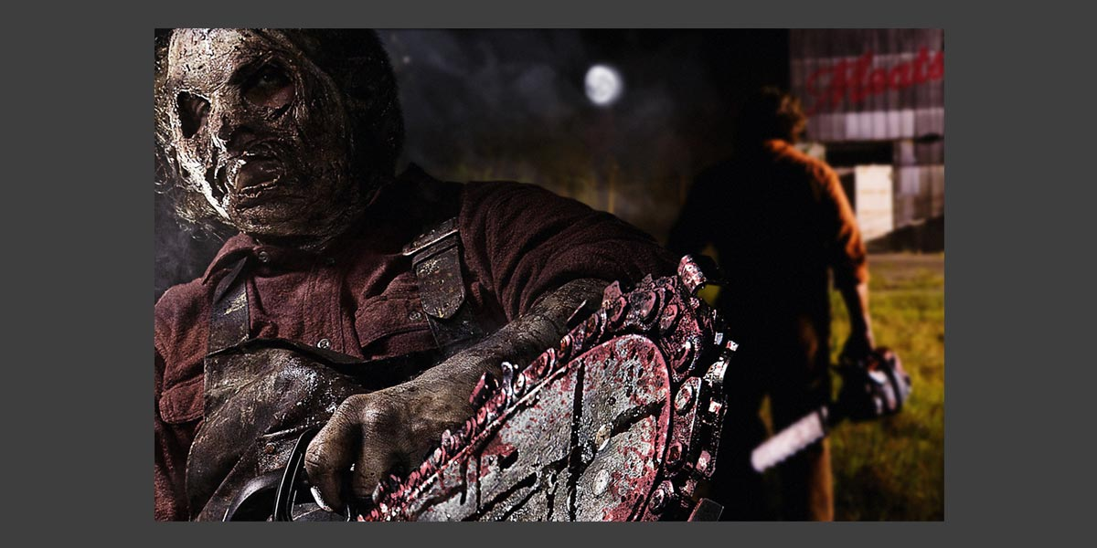 John Luessenhop's Texas Chainsaw 3D wallpaper produced by Alex Mau.